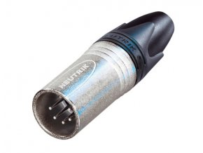 NEUTRIK XLR-Kabelstecker 5polig, nickel