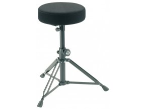 K&M 14016 Drummer's throne black fabric