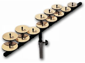 SABIAN CROTALES SET (HIGH OCTAVE)