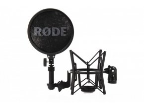 Rode SM6 Shock mount pro studio mic