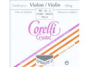 Corelli Strings For Violin Crystal Forte