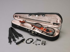 YAMAHA SV-130S Silent Violin SET Brown