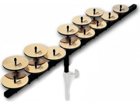 SABIAN CROTALES SET (LOW OCTAVE)