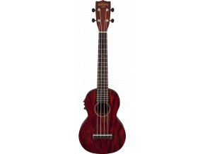 Gretsch G9110-L Concert Long-Neck A.E. Ukulele with Gig Bag, Vintage Mahogany Stain