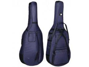 GEWA Double bass gig-bag GEWA Bags PRESTIGE 4/4 blue