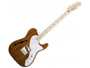 Squier Classic Vibe Telecaster Thinline, Maple Fingerboard, Natural