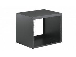 K&M 48240 Rack black, 8 spaces, 9,92 kg