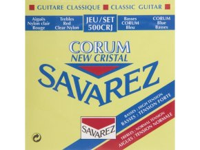 Savarez New Cristal Corum SA500CRJ