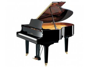 YAMAHA GC2-PE Grand Piano Polished Ebony