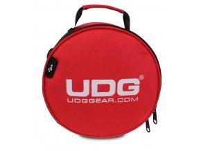 UDG Ultimate DIGI Headphone Bag, Red
