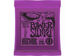 Ernie Ball Slinky Nickel Power.011-.048