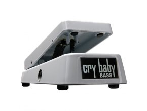 Dunlop 105Q Bass CryBaby Wah White