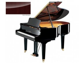 YAMAHA GC2-PM Grand Piano Polished Mahogany