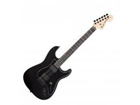 Fender Jim Root Stratocaster, Ebony Fingerboard, Flat Black