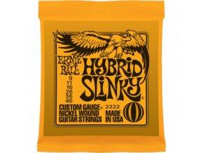 Ernie Ball Slinky Nickel Hybrid.009-.046