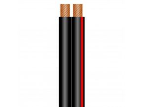 Sommer Cable SC-NYFAZ Speakerkabel 2x2,5 qmm, Black