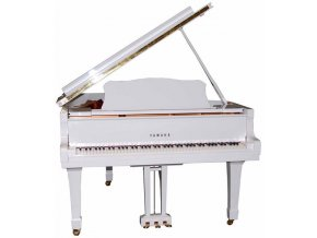 YAMAHA GC2-PWH Grand Piano Polished White