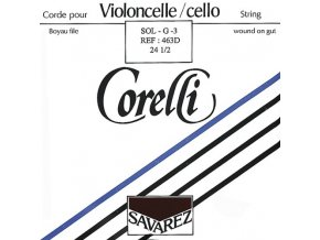 Corelli Strings For Cello Gut 20 1/2