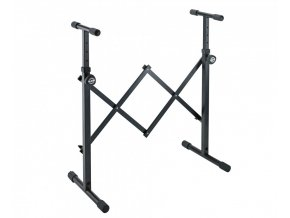 K&M 18825 Equipment stand black