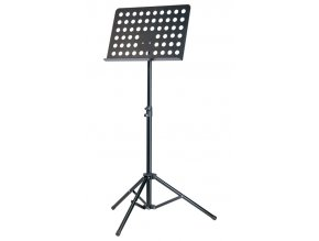 K&M 11899 Orchestra music stand black