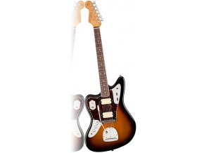 Fender Kurt Cobain Jaguar Left-Handed, Rosewood Fingerboard, 3-Color Sunburst