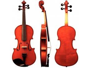 GEWA Violin GEWA Strings Allegro 4/4 Lefthand-HBR
