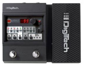 DIGITECH KYTAROVÝ MULTI-FX PROCESOR, Stomp Mode, USB (M)