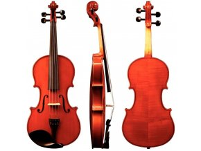 GEWA Violin GEWA Strings Allegro 1/2