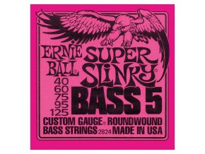 Ernie Ball Slinky Nickel 5-string Super.040-.125