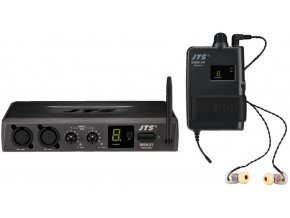 JTS SIEM-2/5, mono UHF PLL in-ear monitoring system