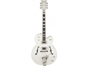 Gretsch G7593T Billy Duffy Signature Falcon with Bigsby, Ebony Fingerboard, White, Lacquer