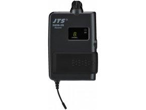 JTS SIEM-2/R2, mono UHF PLL in-ear monitoring prijÝmaŔ
