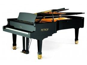 Petrof P284 Mistral Black