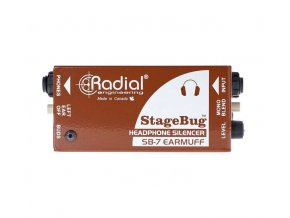Radial StageBug SB-7 Ear Muff