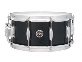 "Gretsch Wood Snare Brooklyn Series 5,5x14"" Dark Ebony Satin Lacquer"