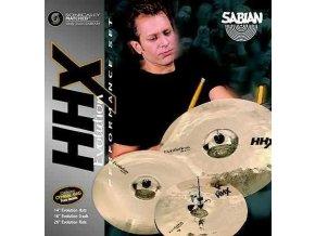 SABIAN HHX EVOLUTION PERFORMANCE SET