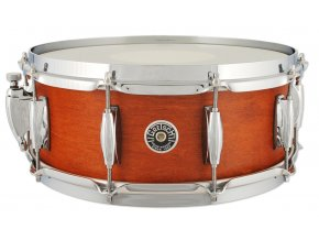 "Gretsch Wood Snare Brooklyn Series 5,5x14"" Mahogany Stain Satin Lacquer"
