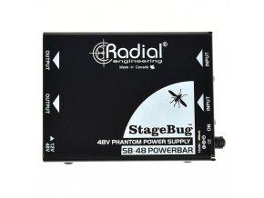 Radial StageBug SB-48 Phantom