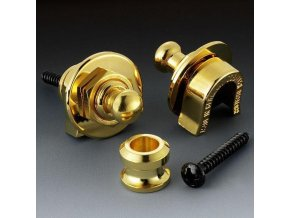 Schaller Security Lock, Gold