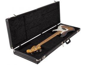 Fender Pro Series Precision Bass/Jazz Bass Case (Black)