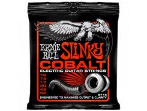 Ernie Ball Cobalt Slinky Skinny Top.010-.052