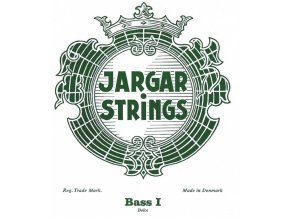 Jargar Bass Medium Set 4