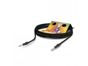 Sommer Cable IC Tricone XXL Black, 6,00m