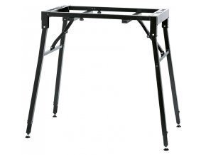 K&M 18950 Table-style keyboard stand black