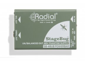 Radial StageBug SB-48UB