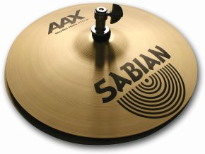 """SABIAN 14"""" AAX  STUDIO HATS"""