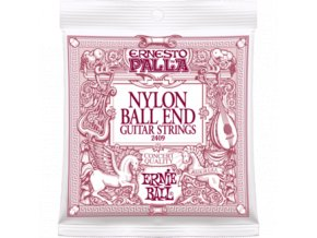 Ernie Ball Ernesto Palla Nylon, Ball End.028-.042