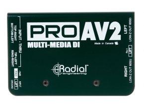 Radial ProAV2