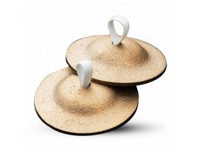 ZILDJIAN Finger Cymbals Thin (Pair)