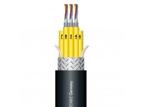 Sommer Cable PEGASUS Multicore 2x4x0,20qmm